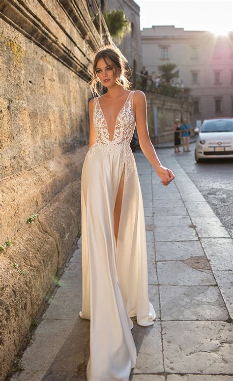 Gorgeous Berta wedding dresses – Muse by Berta collection