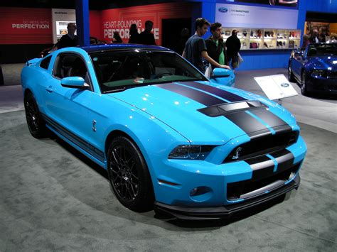 LA Auto Show: Ford Mustang Shelby GT500 | Car Tuning