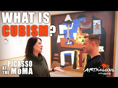 Different Facets of Analytic Cubism | nonsite