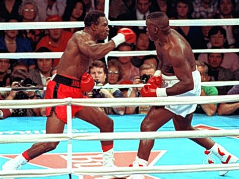 Buster Douglas vs Evander Holyfield: It was the last great