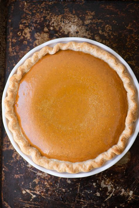 Review of Libby's 'New Fashioned' Pumpkin Pie Recipe   The