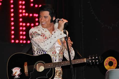 Karla's : 2nd annual Elvis competition ~ Jailhouse Rock