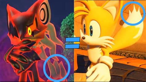 INFINITE = TAILS?! - Sonic Forces Theory (Debunked) - YouTube
