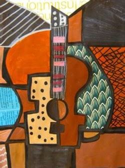 Picasso Music paintings