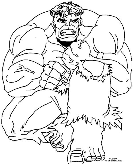 Best Free Superhero Coloring Pages