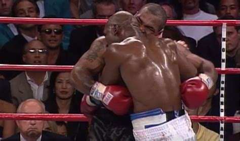 Holyfield: Tyson Bit Me Out Of Fear | FIGHT SPORTS