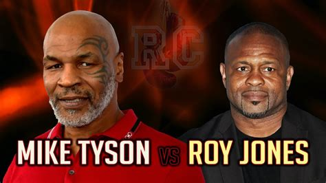 VIDEO: Thoughts on Mike Tyson vs Roy Jones ⋆ Boxing News 24